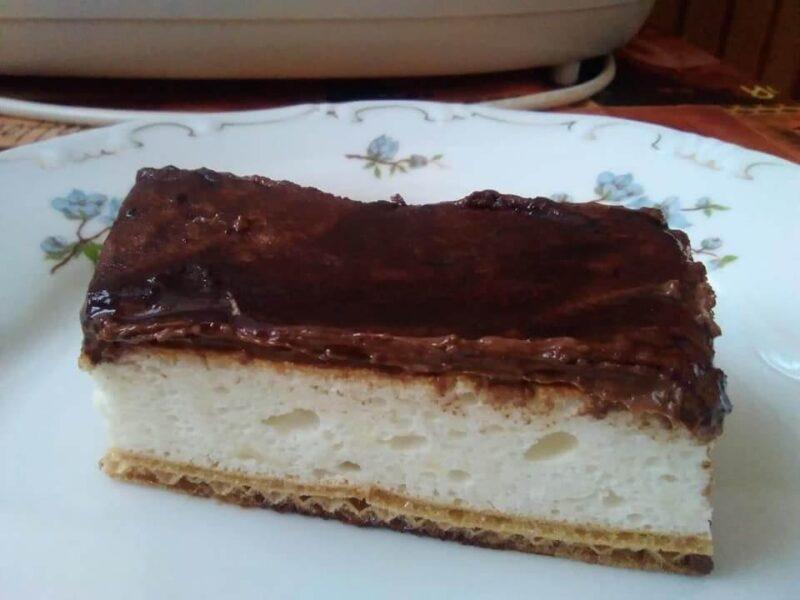csokis-kókuszos kényeztető süti