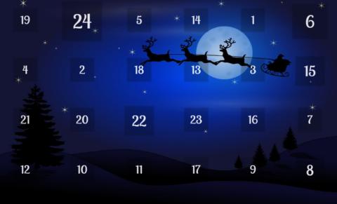 Balkonada adventi kalendárium 2019